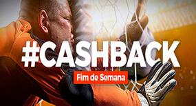 Cashback Fim De Semana